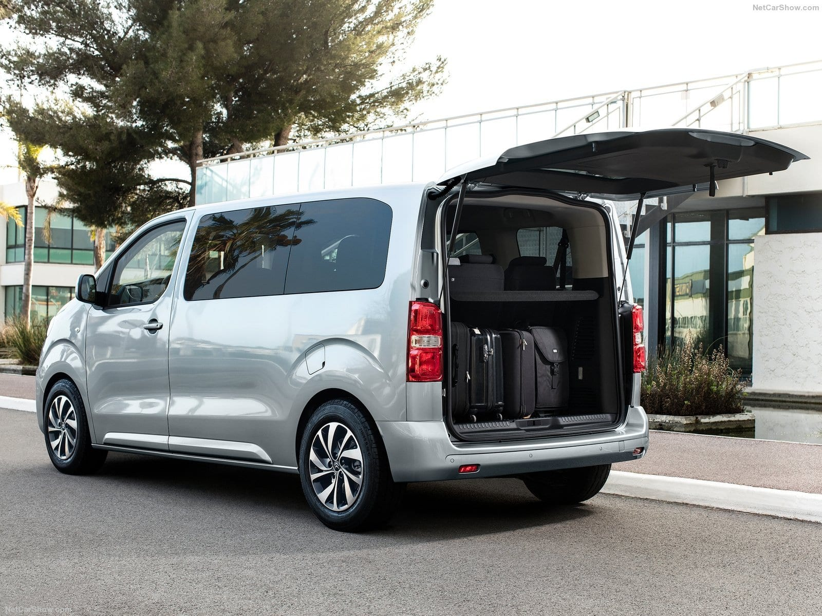 Citroen SpaceTour Business Lounge
